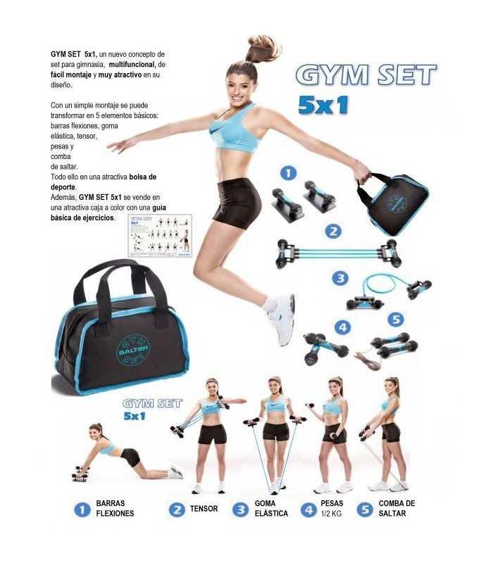 gym-set-5x1-salter 1186 1