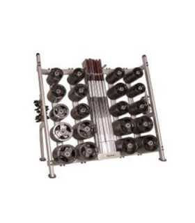 Soporte vertical 30 sets de Body Pump