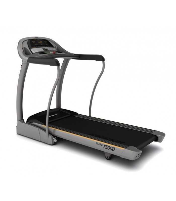 Cinta de correr Horizon Fitness Elite T5000 con Passport