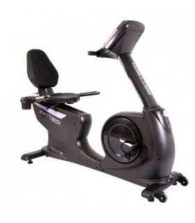 Bicicleta estática reclinada profesional V100
