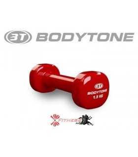 Mancuerna de vinilo Bodytone 1.5kg. (PAR)