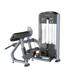 Maquinas de bíceps y tríceps