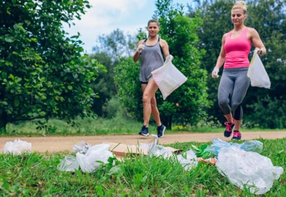 Plogging Un deporte que combina fitness y medio ambiente