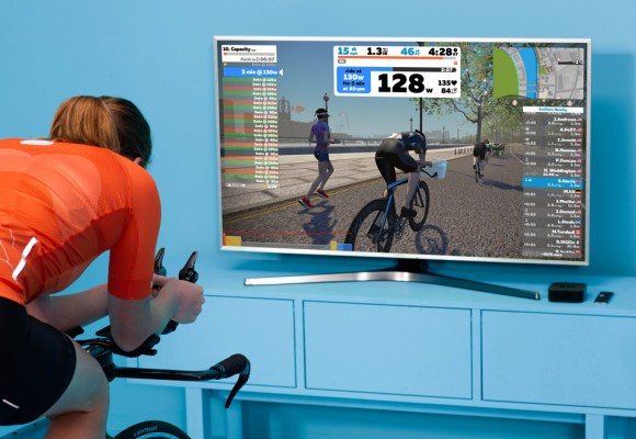4 mejores plataformas de ciclismo virtual