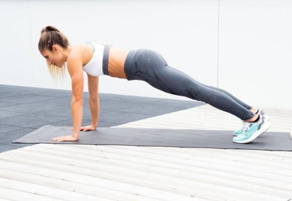 7 ejercicios para mejorar tu resistencia