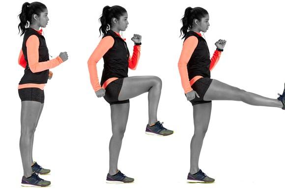 Importancia de realizar ejercicios de calentamiento antes de entrenar