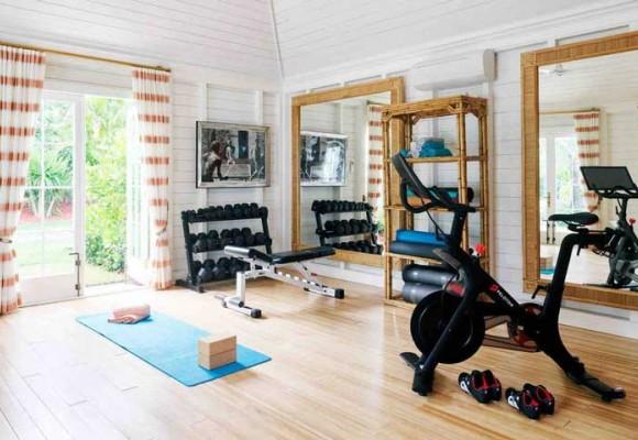 Cómo montar un gimnasio casero en casa