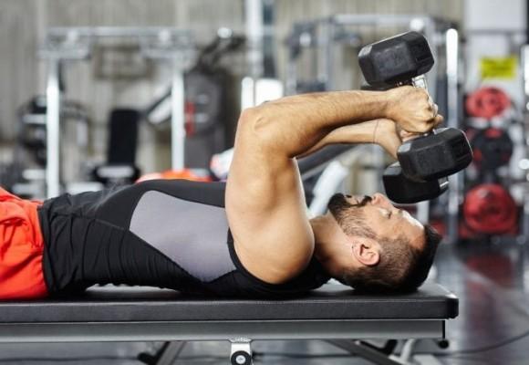 10 Mejores ejercicios para tríceps que puedes realizar