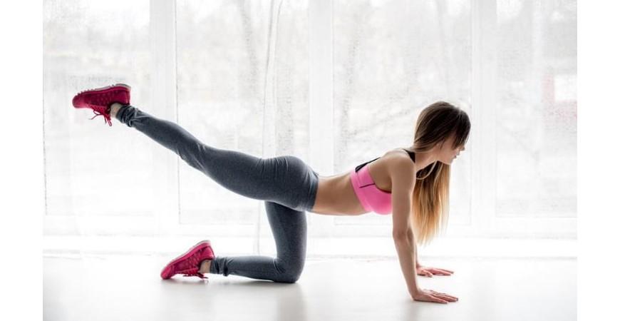 5 ejercicios para el entrenamiento de glúteos y su importancia