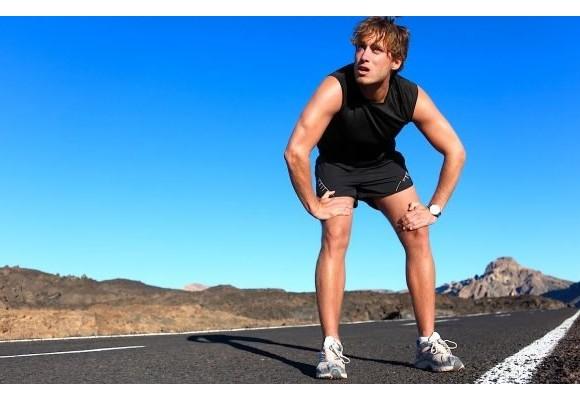 Como respirar al correr para no cansarte