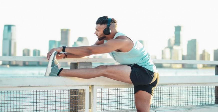 Como calentar rodillas y que no sufran durante el entrenamiento