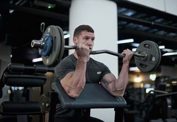 5 ejercicios para la maquina de musculación