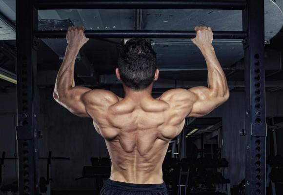 Dominadas para fortalecer tu espalda ¿Cuáles son mejores?